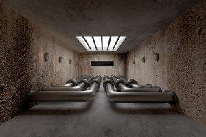 Tubes room