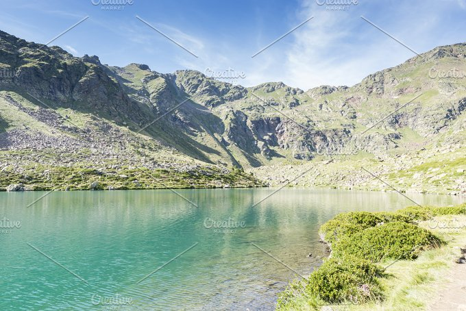 lakes of Tristaina - Nature