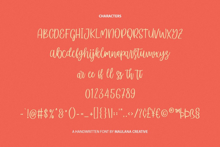 Mysthics - Font Duo Script Sans Type in Script Fonts - product preview 10