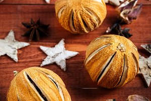 Components for festive food