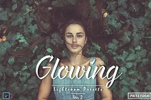 20 Glowing Lightroom Presets Ver.2