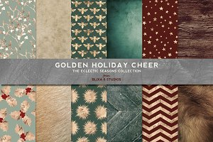 Golden Holiday Season Patterns