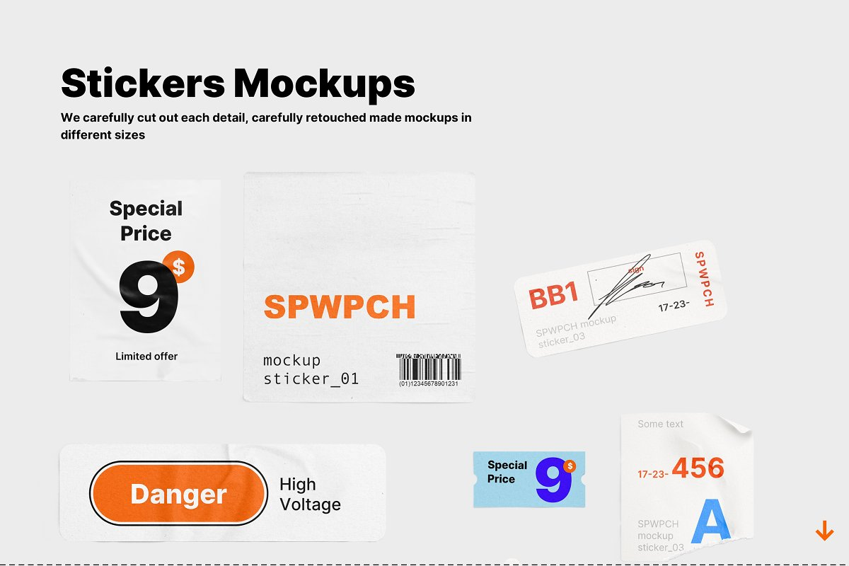 -50% WPRCH – Assets and Mockups in Objects - product preview 8