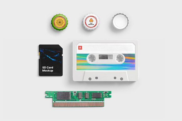 WPRCH – Assets and Mockups in Objects - product preview 12