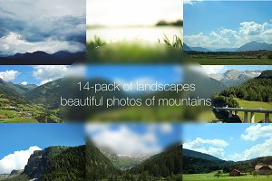 14 incredible photos of Mountains