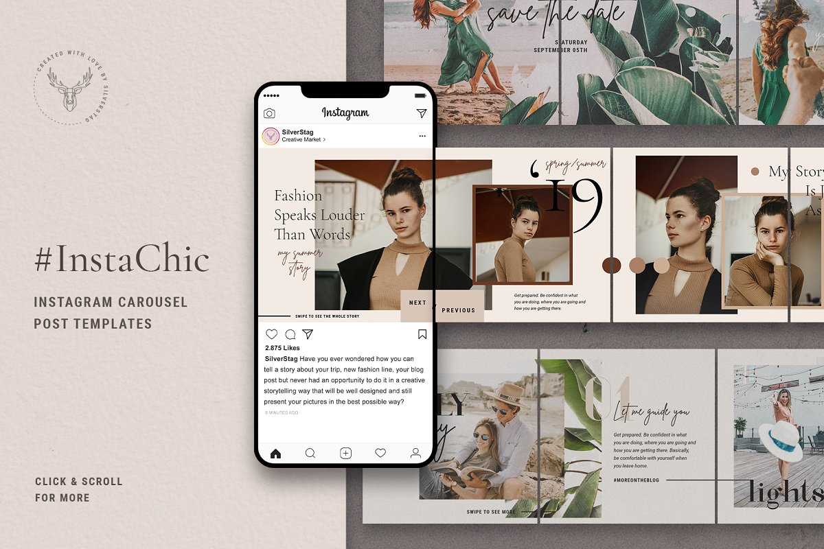 Ultimate Instagram Bundle + Updates in Instagram Templates - product preview 15