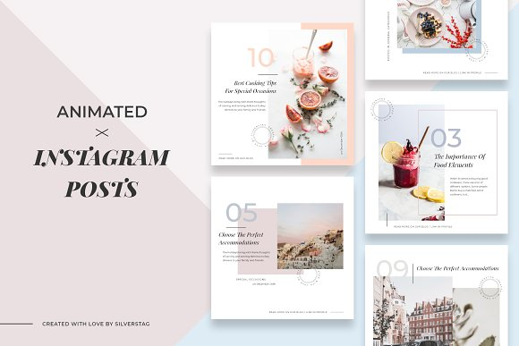 Ultimate Instagram Bundle + Updates in Instagram Templates - product preview 19
