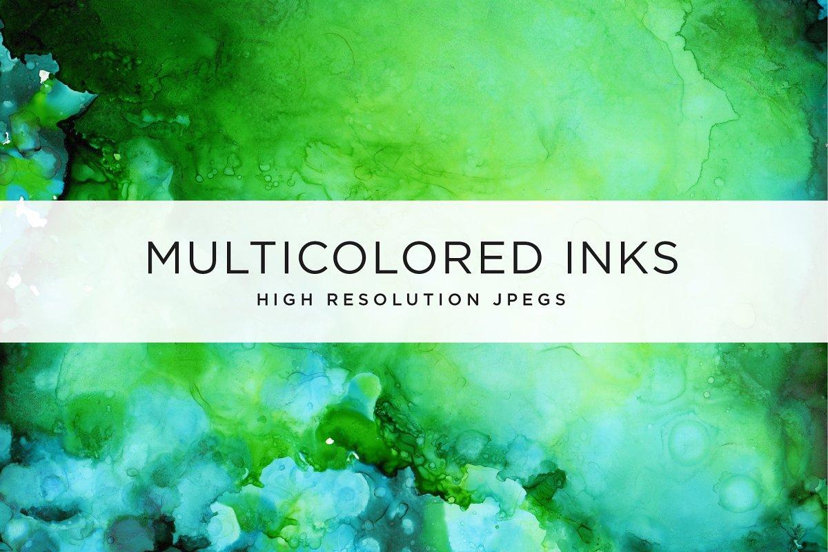 Multicolored Inks - Volume 2