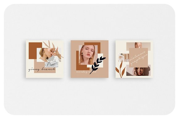 IRELAND Instagram Feed in Instagram Templates - product preview 1
