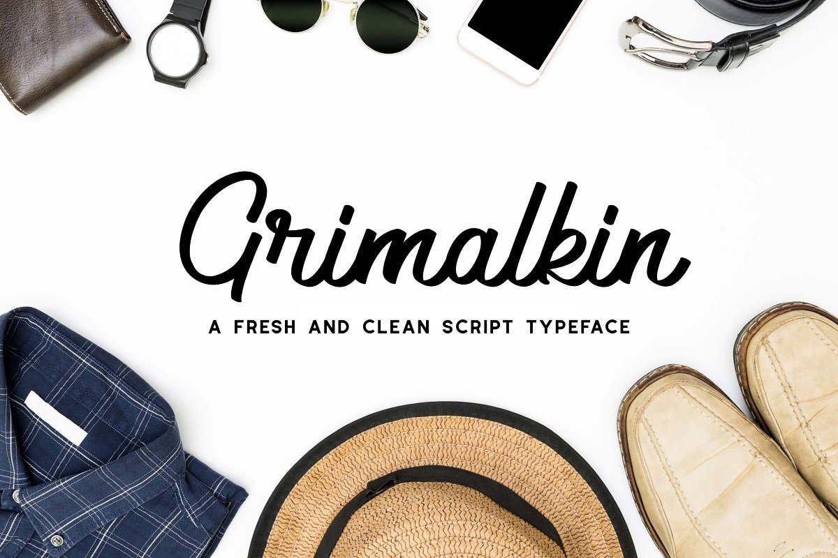Grimalkin - Fresh And Clean Script