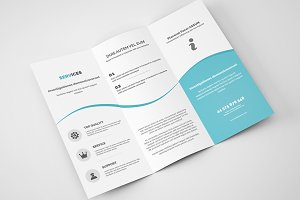 Business TriFold Brochure - Letter