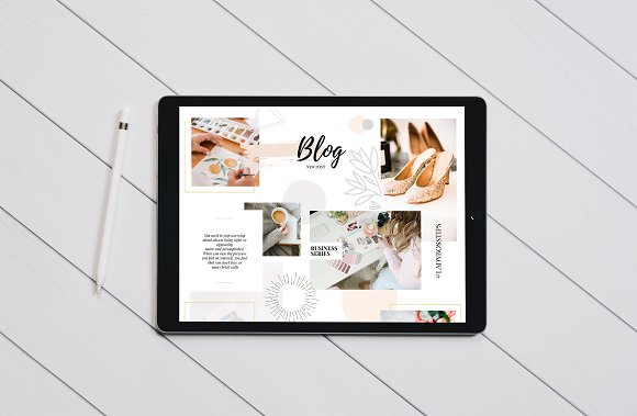 Instagram Feed Seamless Puzzle-2 in Instagram Templates - product preview 1
