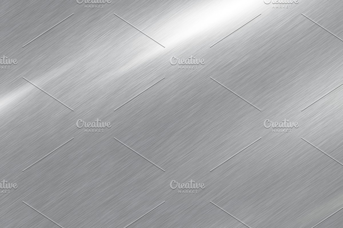 Silver metal texture background in Textures