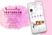 Beauty Instagram Highlight Cover