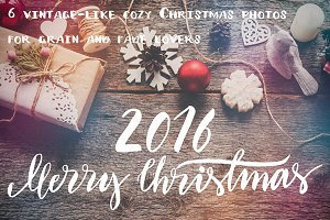 Vintage Christmas Photo Bundle