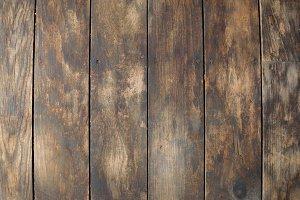 Distressed Vertical Plank Flooring