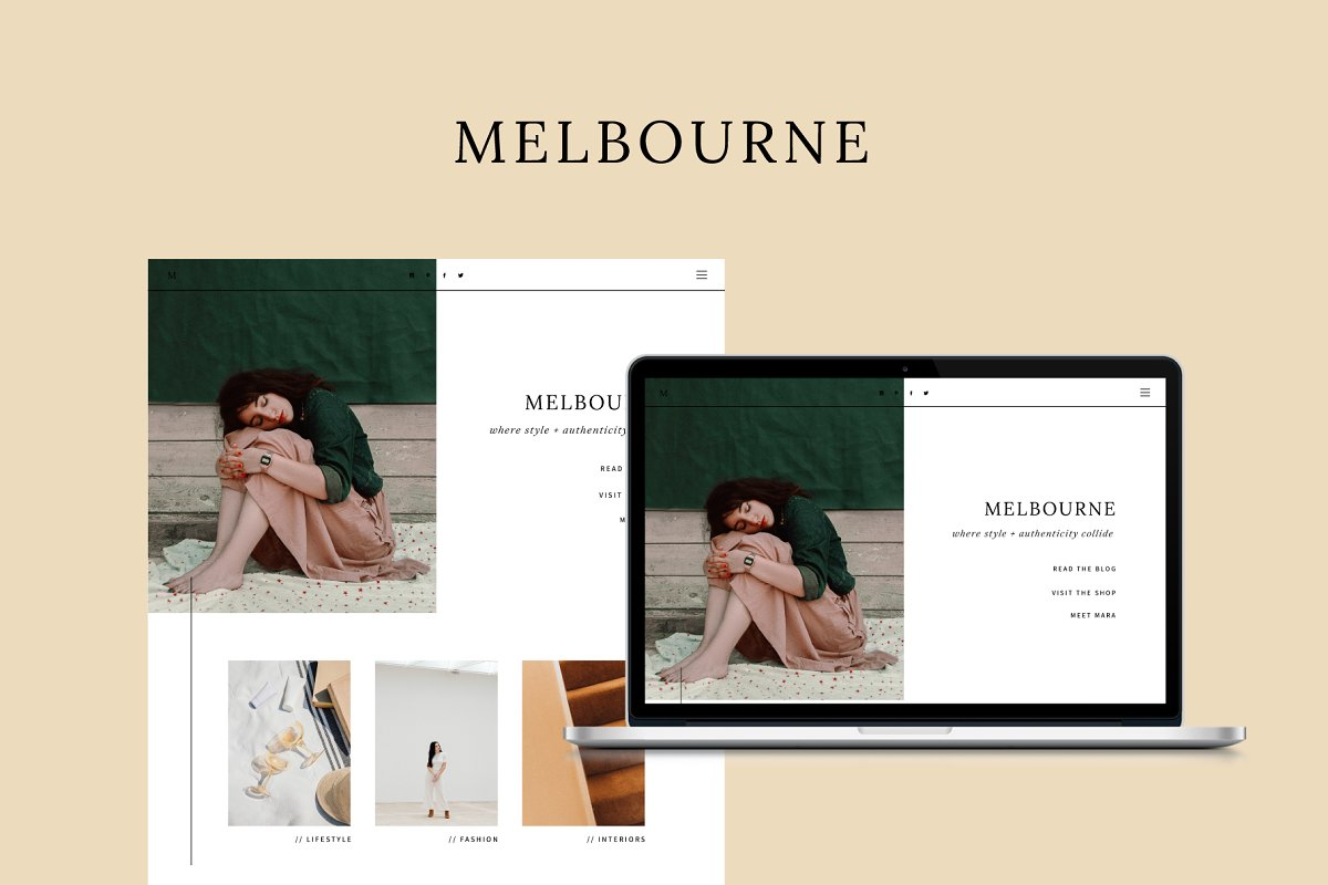 Melbourne ProPhoto 7 Template