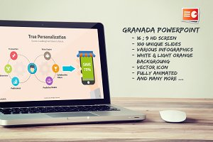Granada Powerpoint Template