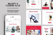 Fashion Promo Social Media Pack