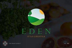 Eden Logo Template