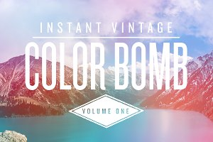 COLOR BOMB VOL. 1