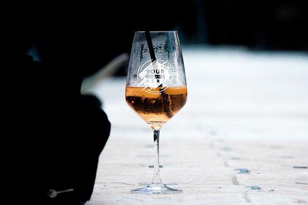 Wine Glass Mock-up #14