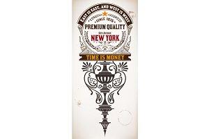 Premium Quality card.