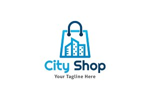 City Shop Logo