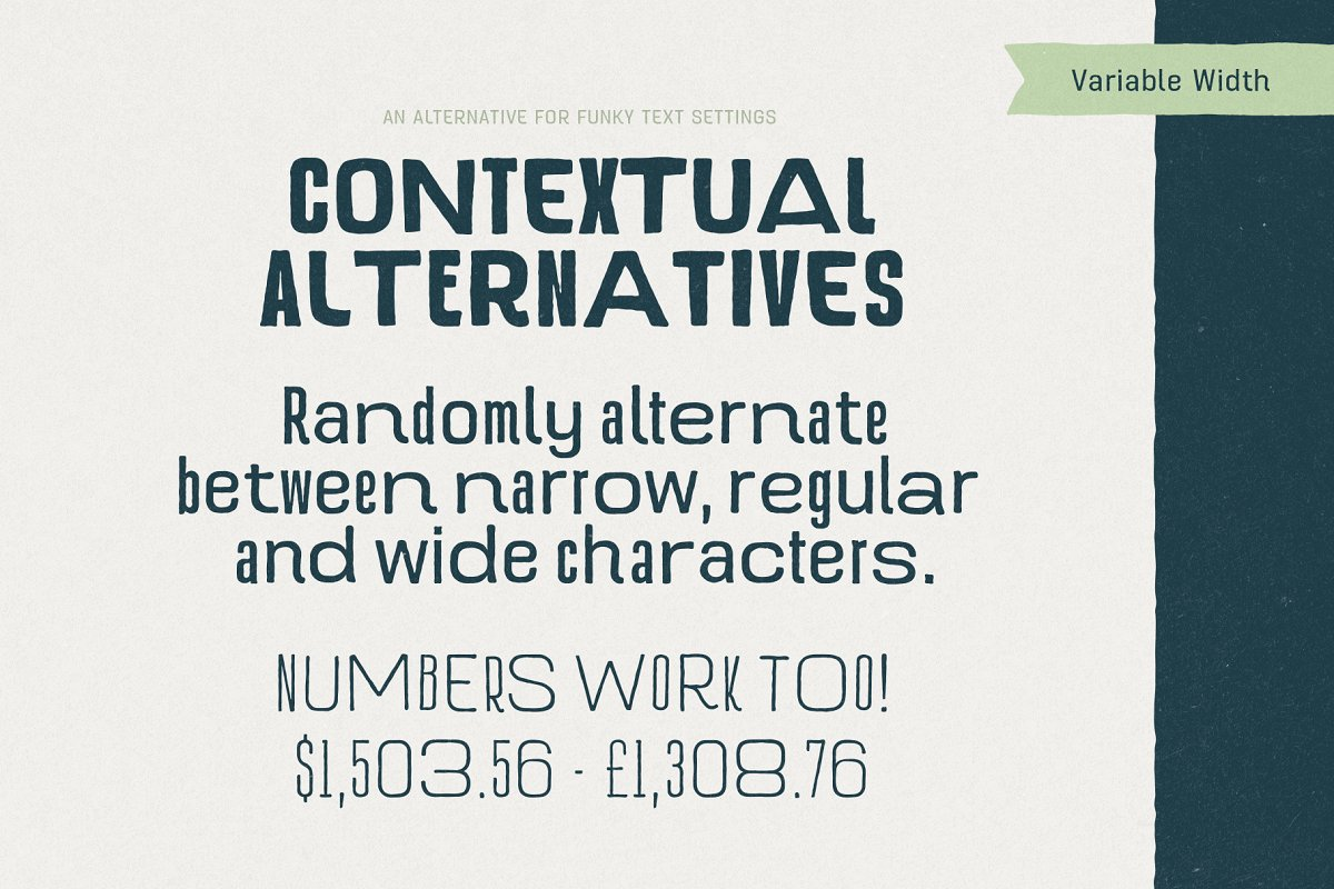 Hawkes Handmade Collection: 74% OFF in Display Fonts - product preview 20