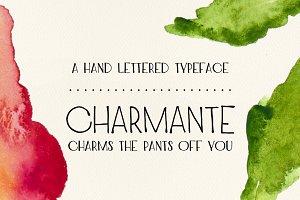 Charmante Font Family