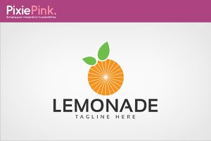 Lemonade Logo Template