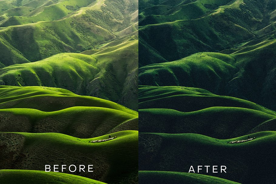 Stormdale Moody Lightroom Preset in Add-Ons - product preview 2