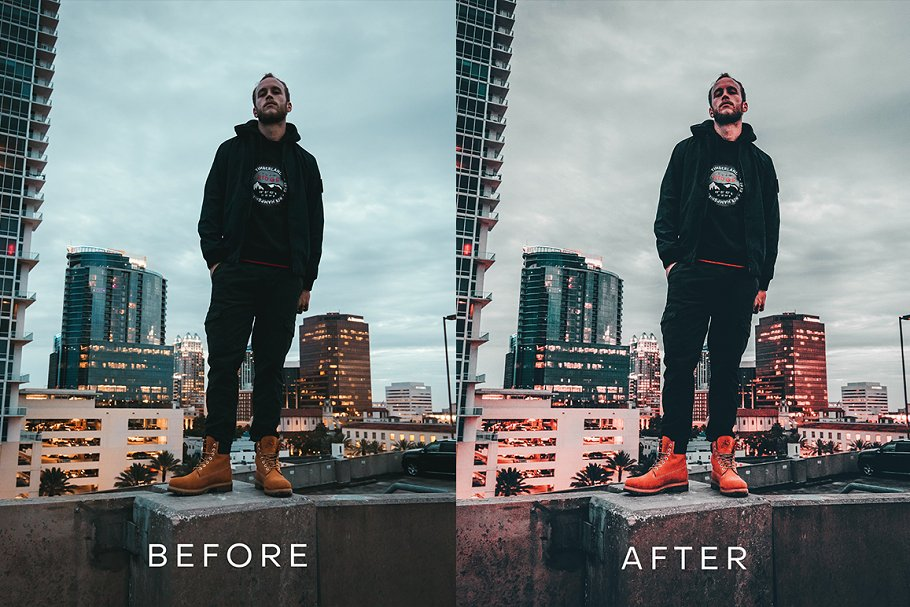Cyberpunk Futuristic Lightroom in Add-Ons - product preview 3