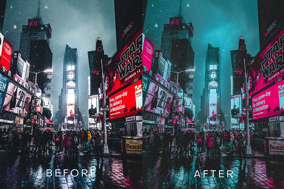 Cyberpunk Futuristic Lightroom in Add-Ons - product preview 4