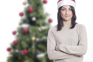 Girl Christmas