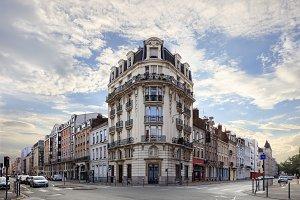 Lille famouse Rue Solferino