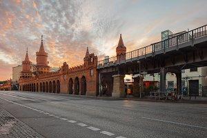 Berlin,  Schlesisches Tor