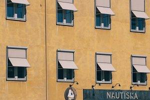 facades of europe - gamla stan