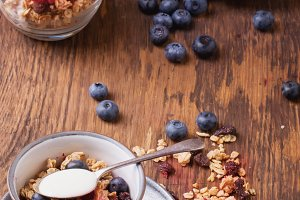 Granola Breakfast