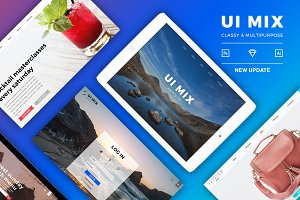 UI MIX 40% SALE!!!