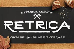 Retrica Typeface
