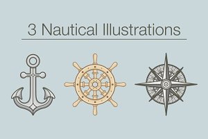 Nautical Illustrations