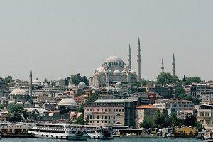 Rüstem Paşa Cami, Istanbul