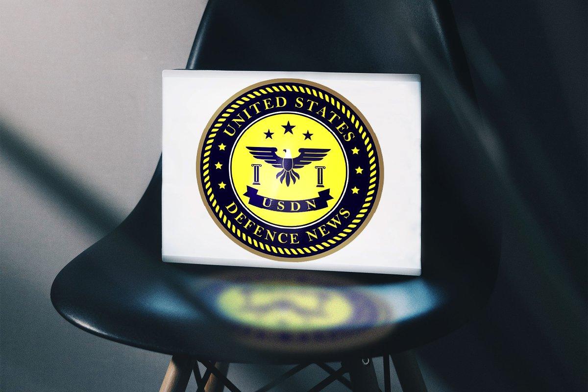 Military Logo Layout