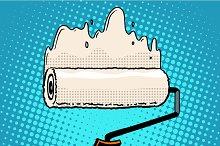 Paint rollers repair