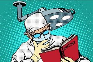 surgeon anatomy medicine