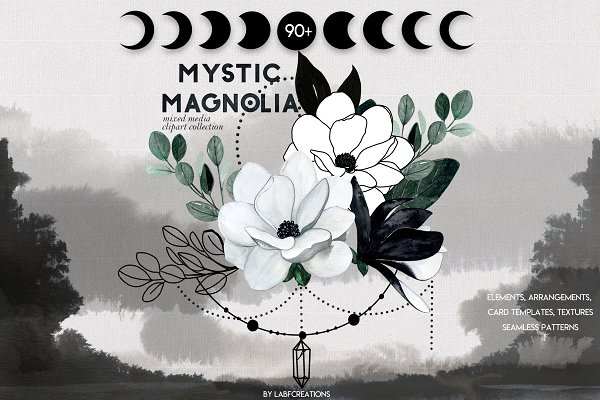 -25% OFF Mystic Magnolia flowers