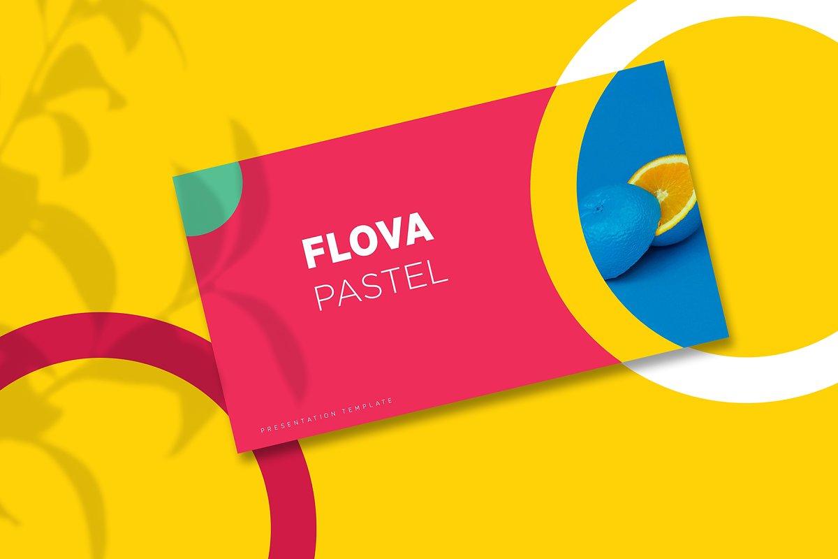Flova - Google Slides