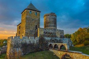 Medieval castle  17