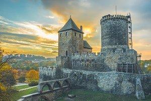 Medieval castle  18